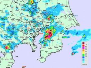 豪雨!©yahoo