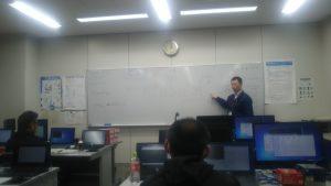PC2台使いのLAN講習