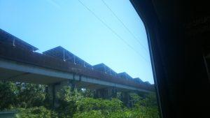 リニア実験線は太陽光発電所に転用