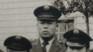 17歳当時の父。面影全くなし